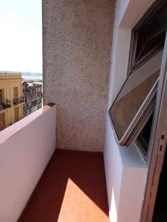 Hotel Chaco: My balcony.