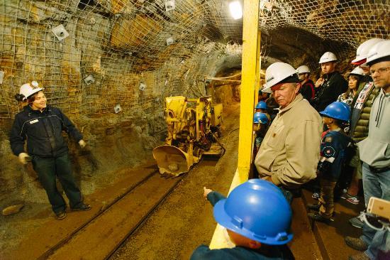Image result for britannia mine museum
