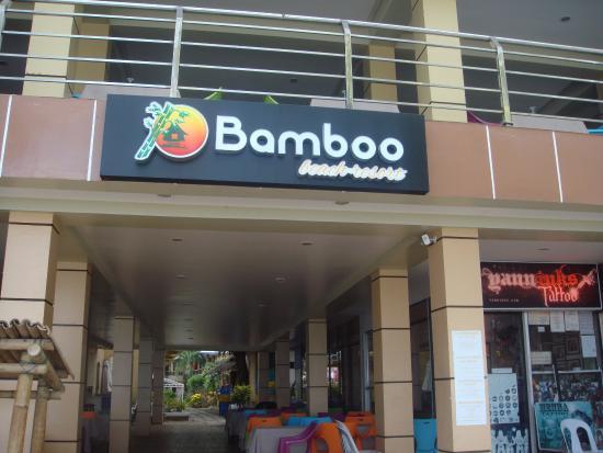 The Bamboo Beach Resort And Restaurant