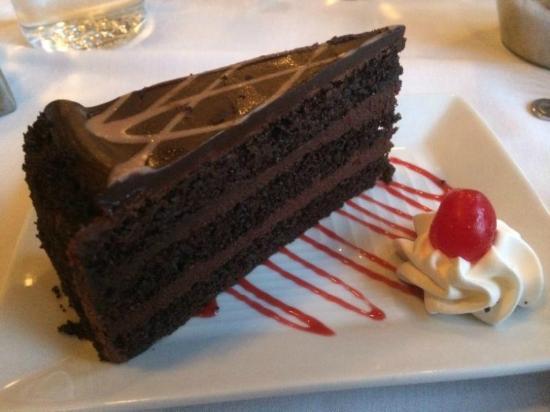 Essex, CT: Chocolate Cake Dessert