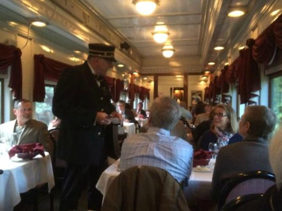 Essex dinner train coupons