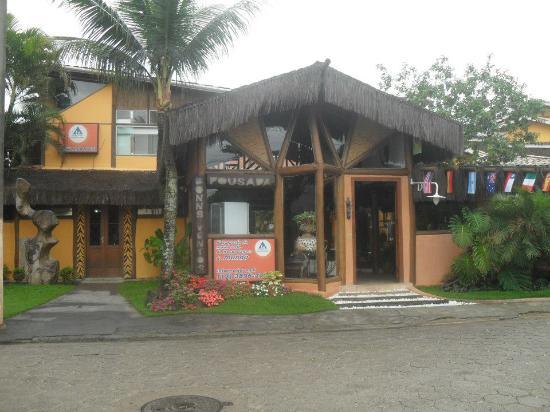 Pousada Bonns Ventos: fachada hostel