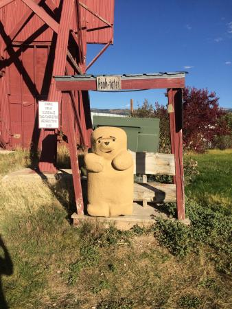 Spud Drive In : Pooh-Tater