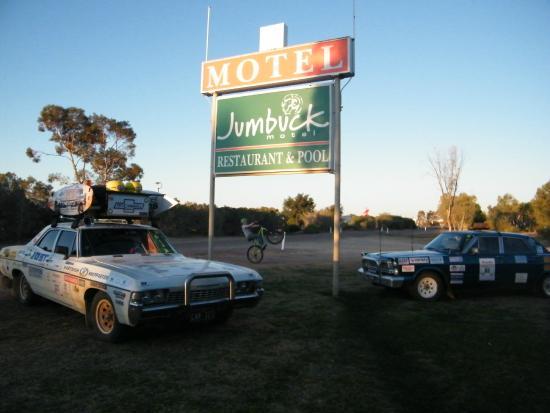Jumbuck Motel Longreach Longreach Qld