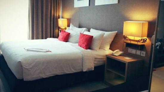 Ramada Encore Bali Seminyak: Master Bedroom