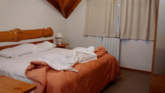 Del Sir Apart-Hotel : Dormitorio en PA