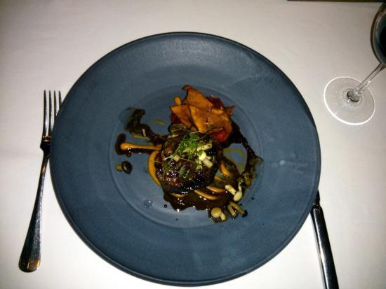 Catharina's Restaurant at Steenberg: Fresh Kudu
