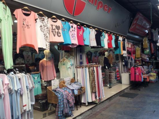 Kemeralti Market, Izmir - Kemeraltı Çarşısı, İzmir Resmi ...