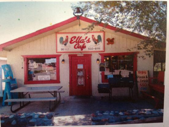 Reserve, Nuevo Mexico: Ella's Cafe
