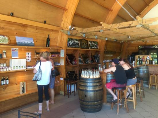 Maleny Mountain Wines: the winery