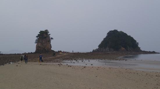 Taean-gun South Korea  city pictures gallery : beach3 Picture of Kkotji Beach, Taean gun TripAdvisor