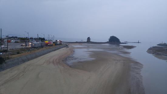 Taean-gun, Južná Kórea: beach4
