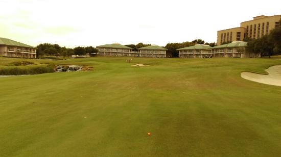 Four Seasons Resort and Club at Colinas : TPC 18th hole