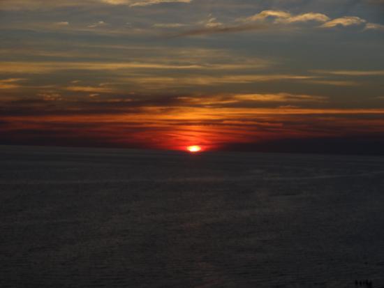 Sunbird Condominiums : Another amazing sunset