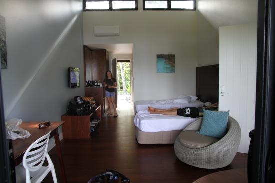 Scenic Matavai Resort Niue: kids twin room