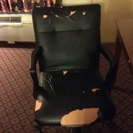Econo Lodge Inn & Suites Joplin: Chair