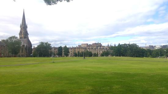 Hotels Near The Meadows Edinburgh