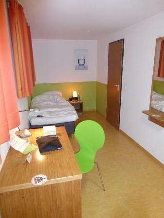 Ecoinn: Hotellzimmer