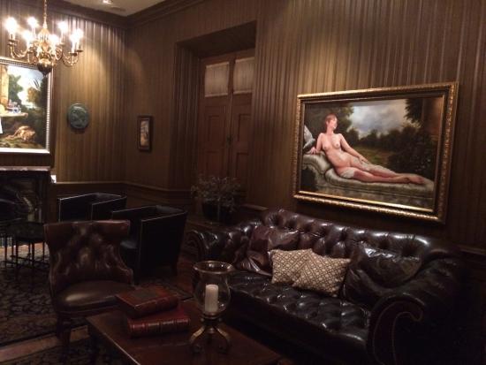 pub style interior in one of the side rooms picture of la casona rh tripadvisor com