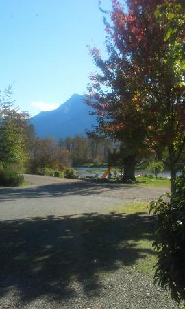 Eagle Tree Lodge: Picture of view from Master Bedroom