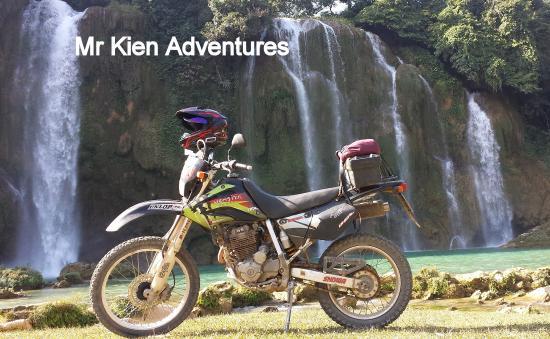 Lai Chau, Vietnam: Mr Kien Adventures