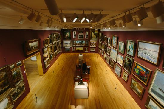 Galería De Arte De Ontario En Toronto: Frente De La Galería De Arte
