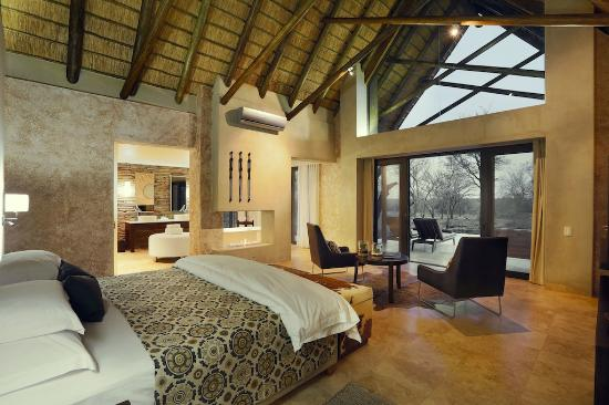 Kapama Private Game Reserve, Νότια Αφρική: Luxury Suite