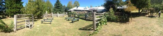 Crackenback Farm panorama