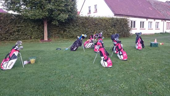 Viernheim, Γερμανία: Team Practice!