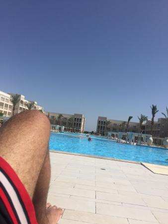 Relaxing holiday