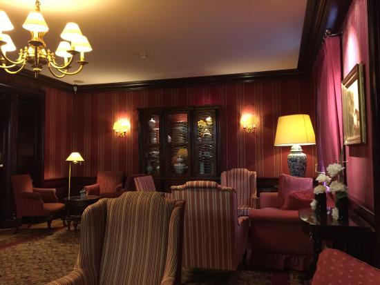 Hôtel Franklin D. Roosevelt : Living area