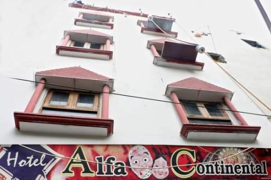 Hotel Alfa Continental