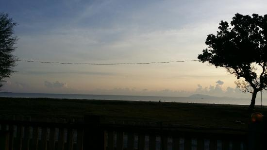 Endau Beach Resort Picture of Endau Beach Resort Endau