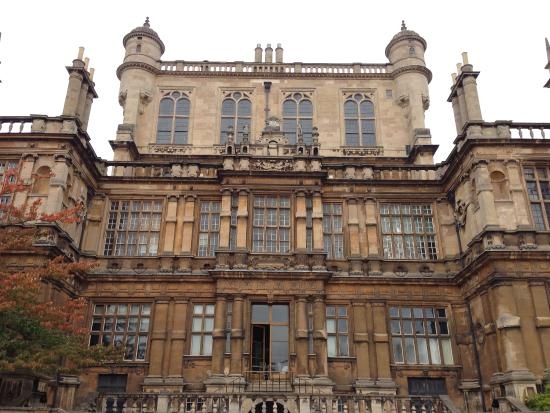 wallaton hall Wollaton hall:notable houses, the finest being wollaton hall (1580–88) near nottingham wollaton has a magnificent site on a small hill overlooking a large park.