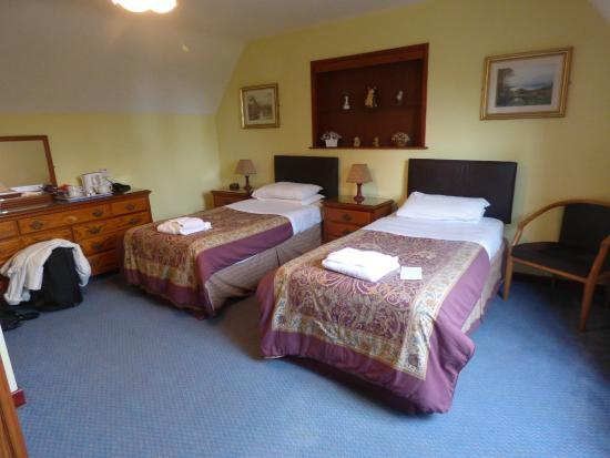 Hunters Lodge Hotel: Room in annex