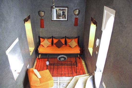 曼澤摩洛哥傳統庭院住宅
