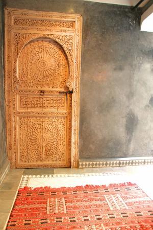 Riad MENZEH - Decoration