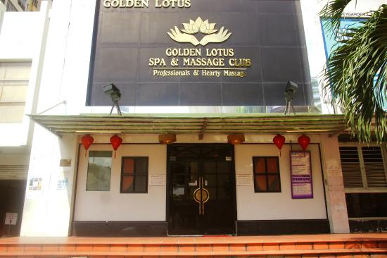 ‪Golden Lotus Spa & Massage Club‬