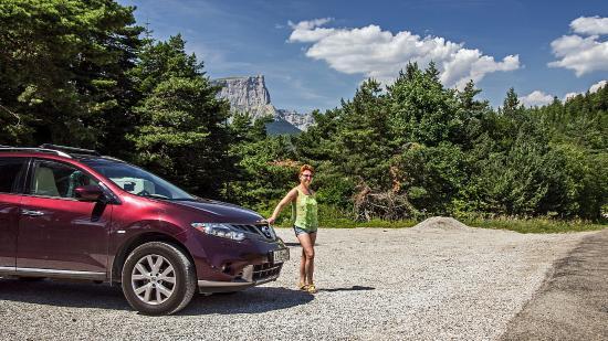 Рона-Альпы, Франция: короткая передышка перед серпантинами