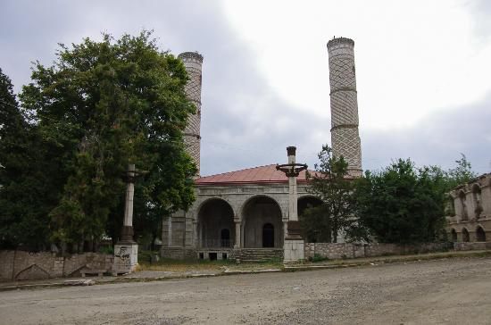 Nagorny Karabakh, Αζερμπαϊτζάν: Шуши