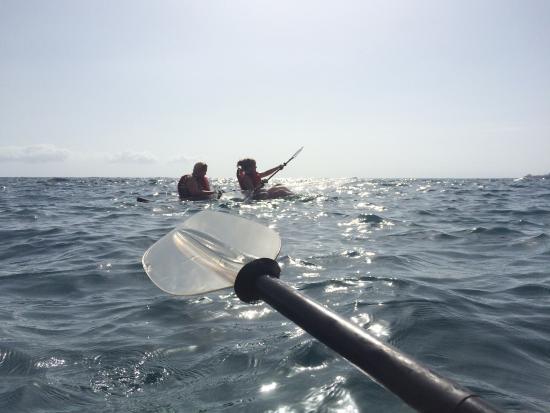 OverKeel Kayak