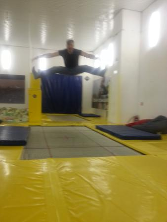 Trampoline Club Distantsiya