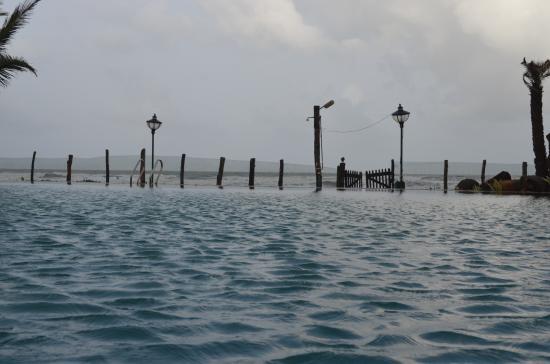 Ratnasagar Beach Resort : Pool