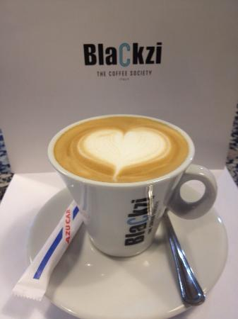 Bejar, Spania: Café Blackzi