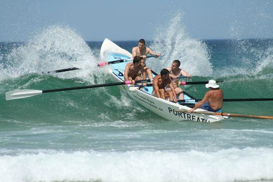 Watergate Bay - Surfboats