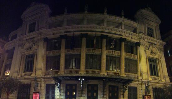 Оперный театр ниццы афиша как получить бесплатный билет в театр