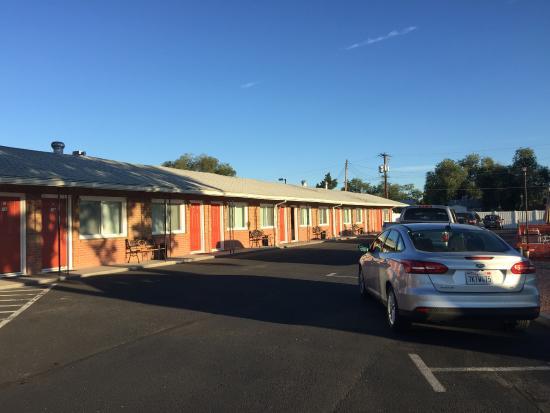 Grand Junction, CO: Palomino Motel