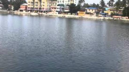 Sreevaraham Temple Pond