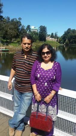 Assam, Índia: Bridge on Brahmaputra after Tezpur