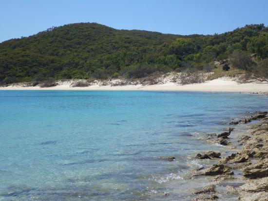 Great Keppel Island, Australia: Weg zum Monkey Beach